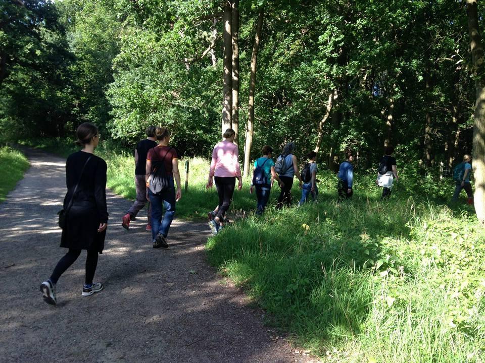 Breathwalk met Kundalini Tree in Overveen.