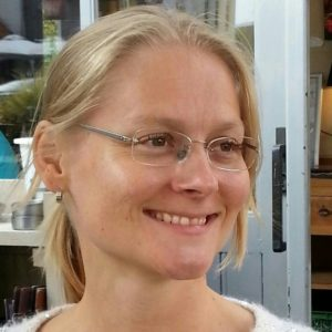 Kundalini Tree docent Marleen Ettema