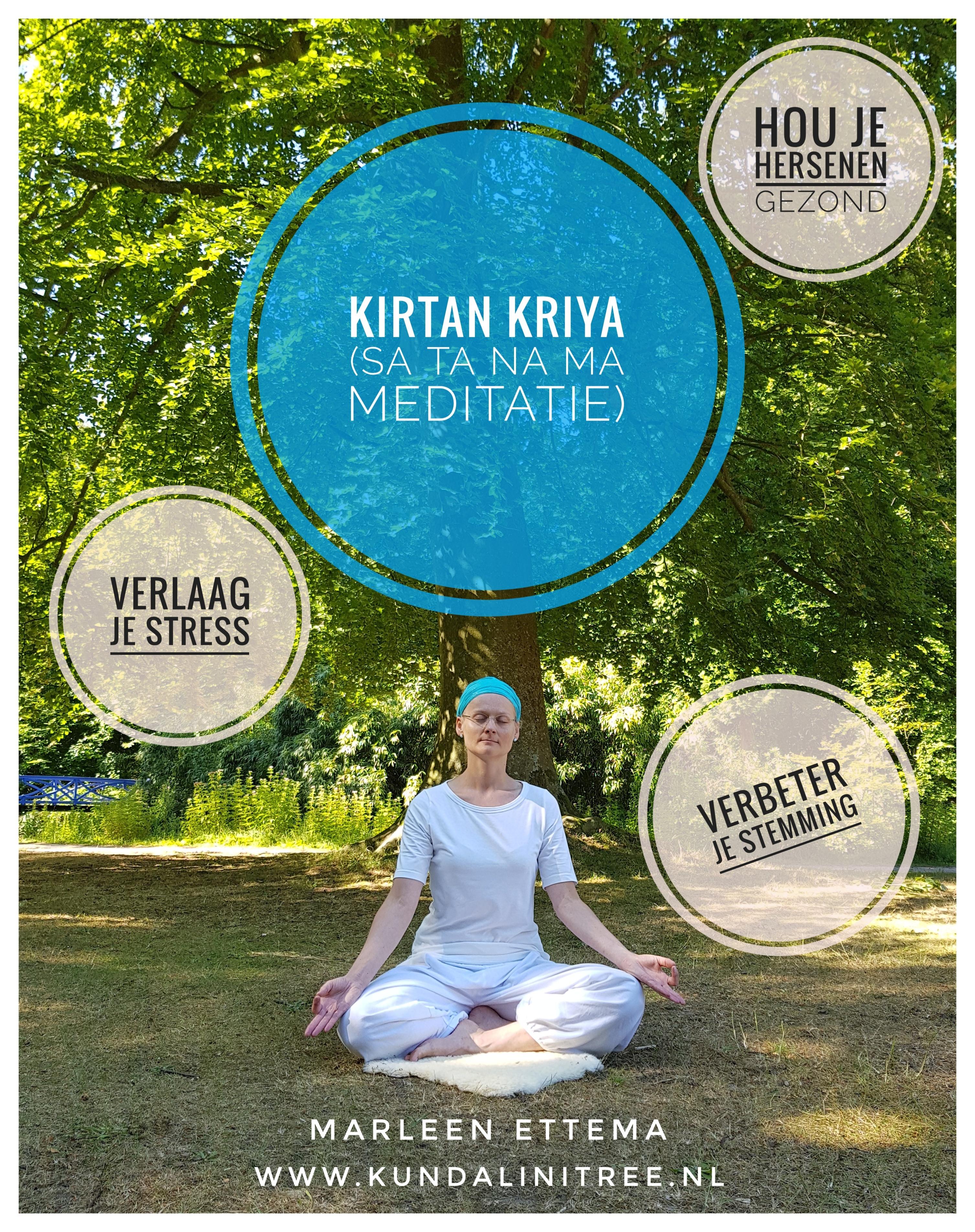 E-book Kirtan Kriya